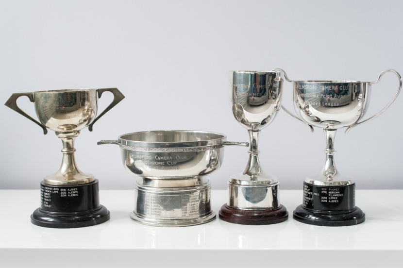 Chelmsford Camera Club Trophies